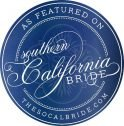 As Featured in Southern California Bride