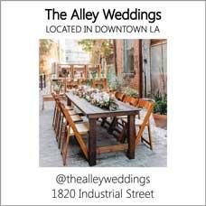 The Alley Weddings LA